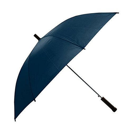 Custom Pathfinder Auto Open Umbrella- Umbrella (Navy) - 100 PCS - $9.27/EA - Promotional Product/Branded with Your Logo/Bulk/Wholesale