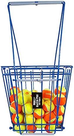 Max 47% OFF Oncourt Offcourt MasterPro Popular popular 72-Ball Hopper Ball a - Basket Tennis