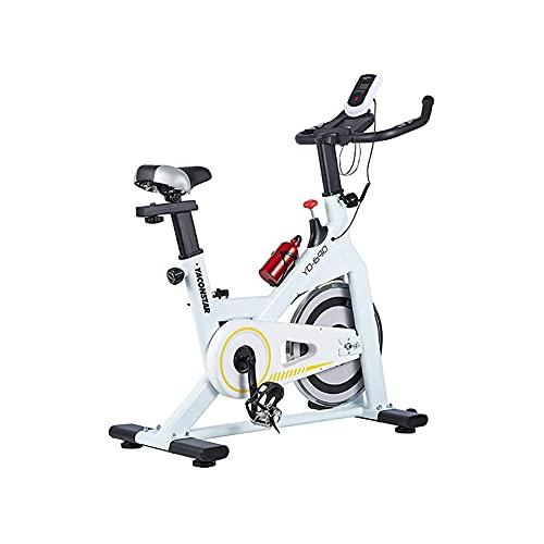 XER Bicicleta Estática De La Aptitud De La Oficina En Casa, Entrenador De Deportes De Interior con Resistencia A La Velocidad, Bicicleta De Ciclismo Inteligente Mute para Hombres, Mujeres Y Niños