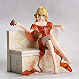 MizzZee New Anime Aniplex Fate/Grand Order The Last Nero Claudius Red Saber Bathrobe Sexy Girls PVC Action Figure Collection Model Toy 18cm