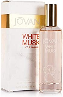 Jovan White Musk by Jovan for Women Cologne Spray 3.25-Ounce Bottle