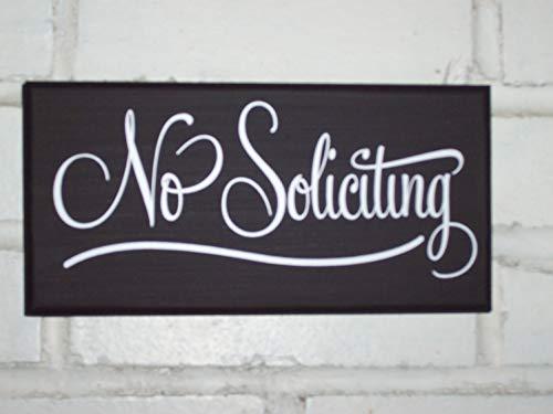 Ced454sy geen oproepen hout teken voordeur zakelijke teken kantoor Decor buitenste entree teken jaar ronde deur Hanger veranda muur Art Yard Decor