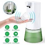 FITA Automatic Soap Dispenser, 350ml Touchless Infrared Sensor Soap Dispenser, IPX4 Water-Resistant Foam