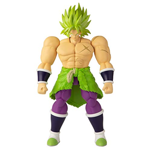 "Dragon Ball Super – Super Saiyan Broly Version Limit Breaker 13"" Figure, S1 Super Saiyan Broly (Dbs Version), Series 1 (36237)"
