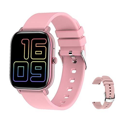 YDK GW22 Smart Watch Es Adecuado para Android iOS Masculino Y Hembra Llamadas Bluetooth De 1,6 Pulgadas Pantalla Cardíaca Presión Arterial Deportes Multifuncionales,G