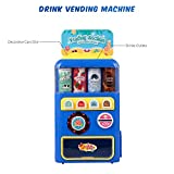 CCGTOY Vending Machine Toys Electronic Drink Machines Kids Education Learning Toys for Boys and Girls
