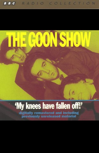 The Goon Show, Volume 4 cover art