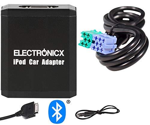 Elec-M05-BEK-BT Digitaler Musikadapter Bluetooth kompatibel mit iPhone iPad iPod AUX Becker Radio CDWechsler