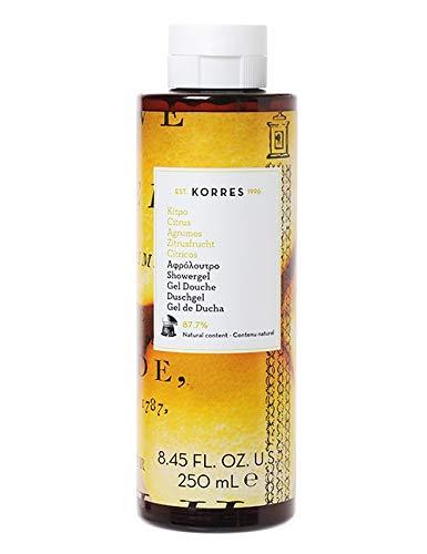 Korres CITRUSDuschgel, 1er Pack (1 x 250 ml)