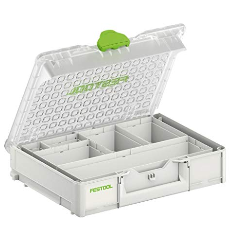 Festool Systainer³ Organizer SYS3 ORG M 89 6xESB - 204854