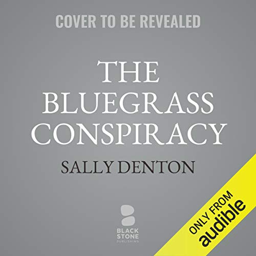 The Bluegrass Conspiracy audiobook cover art