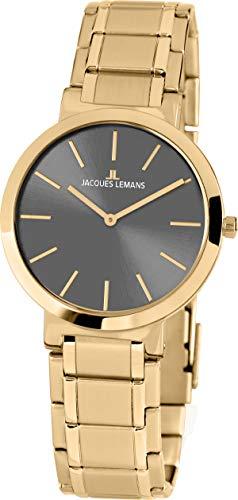 JACQUES LEMANS Damen-Armbanduhr 1-1998