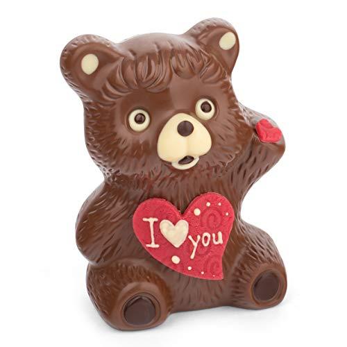 Valentinstag Schokolade Bär