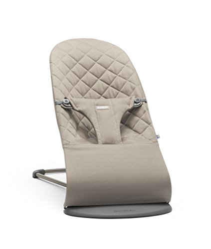 BABYBJÖRN Transat Bliss, Cotton, Gris Sable