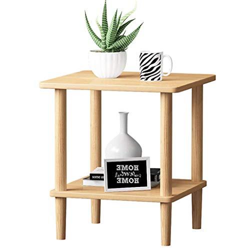 Beistelltische Nachttische Home D & eacute; cor Produkte mit Schubladenholzoptik für Wohnzimmer Schlafzimmer Restaurant Küche Home