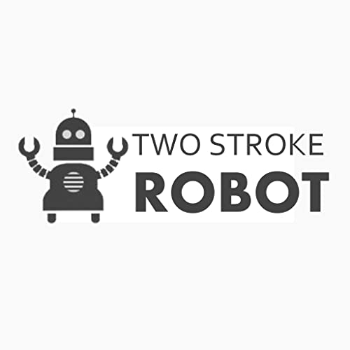 Two Stroke Robot (Mix calculator for 2 stroke Engines)