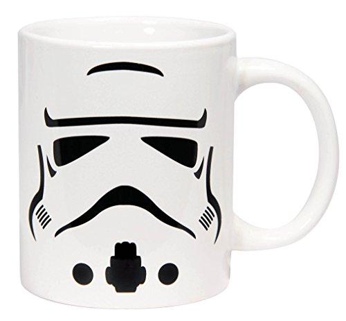 Star Wars PP0900SW - Taza de cerámica, diseño de Soldado Imperial - Mug-Stormtrooper