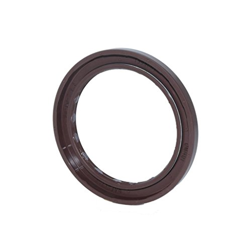 DMHUI Brand Rotary Shaft Seal for Hydraulic Pump/Motor Size 60-80-7/5.5mm Type BAFSL1SF Material Brown Rubber