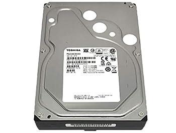 Toshiba MG03ACA400 3.5 4TB SATA III Enterprise Storage hard Drive 7200RPM 64MB Cache  Renewed
