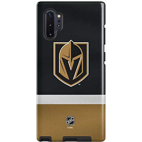 Skinit Pro Phone Case for Galaxy Note 10 Plus - Officially Licensed NHL Vegas Golden Knights Jersey Design