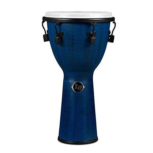 "LP LP727B World Beat FX Mechanical Djembe 12.5"" BLUE ジャンベ"