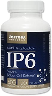 IP6(米ぬか抽出フィチン酸) 500mg 120粒 [海外直送]