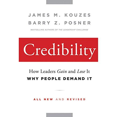 Credibility audiobook cover art