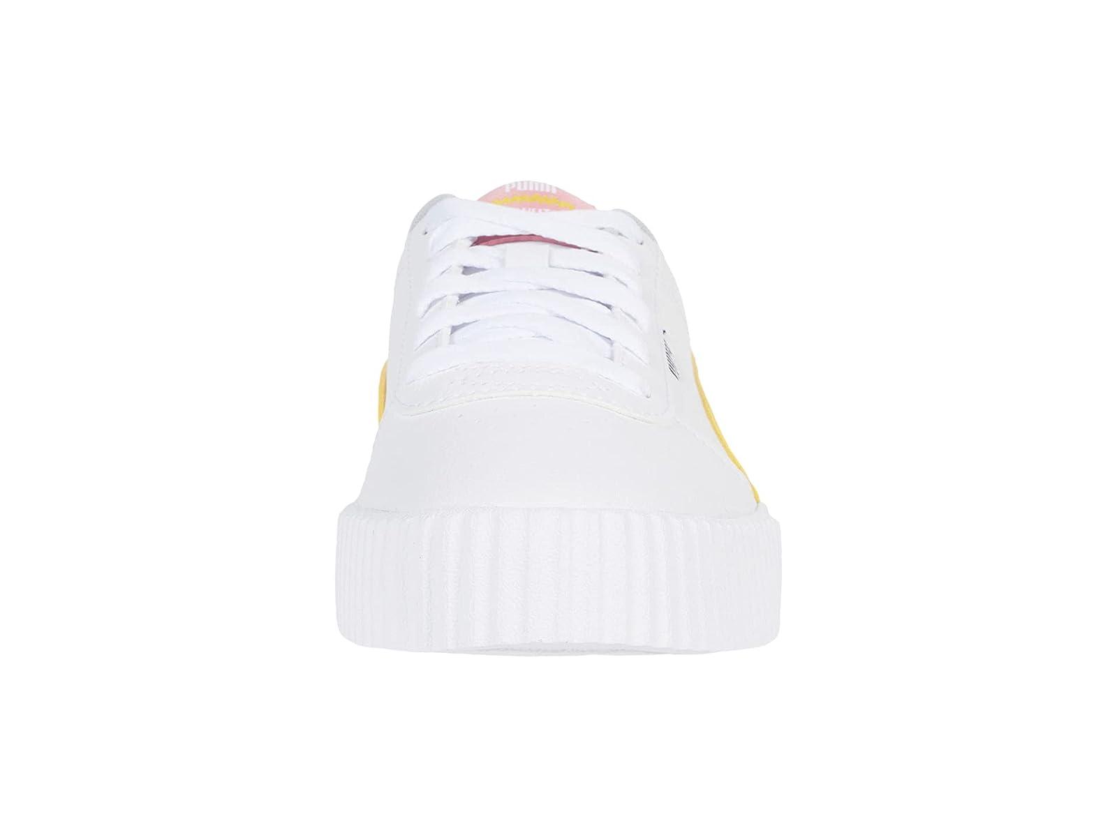 thumbnail 7 - Girl's Sneakers & Athletic Shoes PUMA Kids Peanuts Carina (Big Kid)