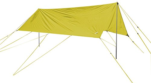 Wissel Tents Tarp - Ultralicht waterdicht zeil 2000 mm WS, Unlimited Line