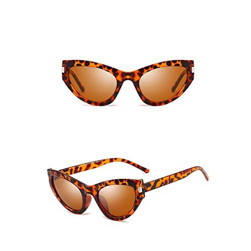 Epinki Damen Polarisierte Sonnenbrille Sonnenbrille UV400 Schutz Retro Brille   Vollrand   für Autofahren, Wandern, Festival - Tee