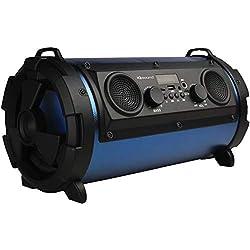 commercial Wireless Bluetooth Speaker Supersonic IQ-1525BT-BL (blue) supersonic bluetooth speaker