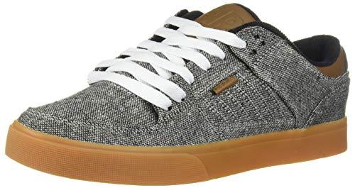 Osiris Men's Protocol Skate Shoe, Charcoal/Wool, 5.5 M US