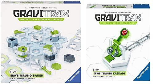 GraviTrax 27596 Bauen Konstruktionsspielzeug & 27612 Kaskade Spielzeug, bunt