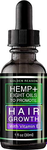 Hair and Eyebrow grows oil. Hemp + castor oil to promote hair grows. Made in USA