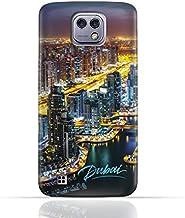 LG X cam TPU Silicone Case with Dubai Marina Design