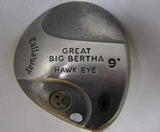 Callaway Hawkeye Driver 10° Callaway Stock Graphite Hawk Eye UL Regular Right Handed 45.0in