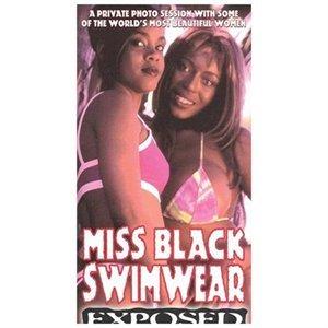 Miss Black Swimwear Exposed [VHS]