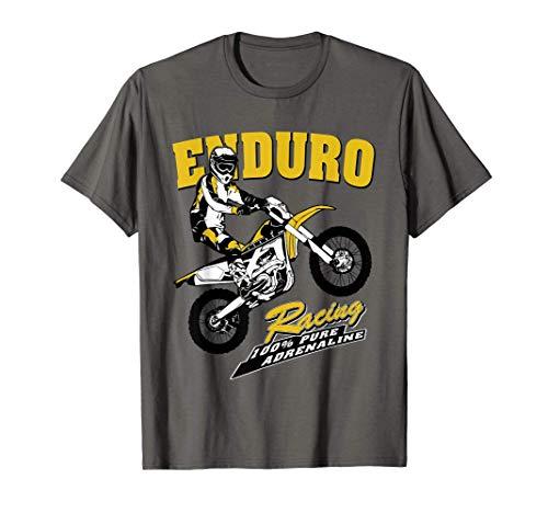 Enduro Extreme Offroad Motocross Camiseta