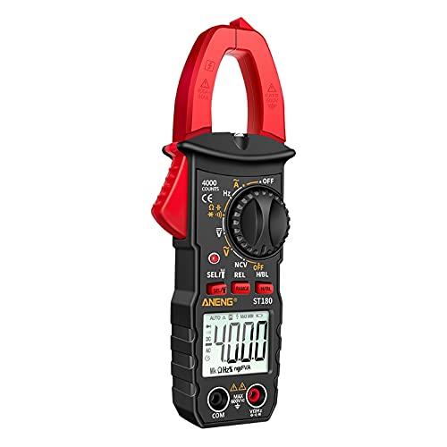 AbnanaClamp Current Industry No. 1 Multimeter Digital Max 66% OFF Clamp Resistance Meter Me