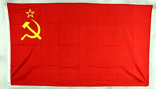 Flagge Fahne ca. 90x150 cm : Sowjetunion UdSSR Nationalflagge Nationalfahne