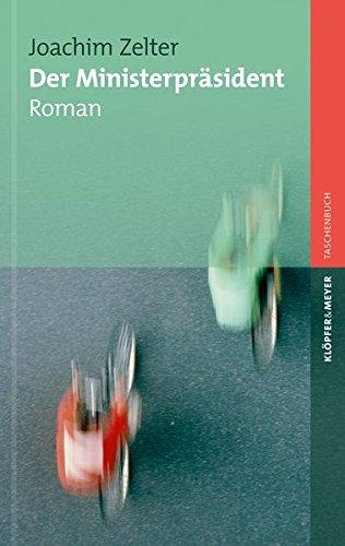 Der Ministerpräsident - Roman