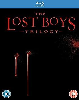 The Lost Boys Trilogy  1987   Region Free  [Blu-ray]