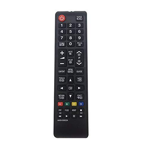 MYHGRC Mando a Distancia para Samsung AA59-00622A AA59-00602A para Samsung Smart TV- No Requiere configuración Mando a Distancia para Samsung TV