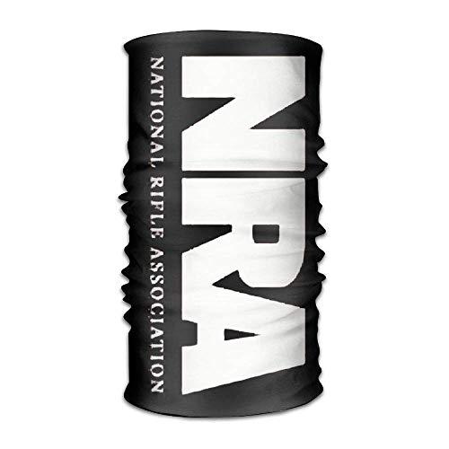 Voxpkrs NRA National Rifle Association Symbole Chapeaux Casquettes Foulard Bande De Cheveux Chapeaux Élastique Head Wrap