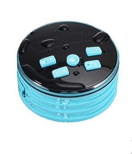 CXQWAN Impermeabile Bluetooth Audio Subwoofer in sovrappeso Mini Card Cannone in Acciaio per Esterni Musica Portatile Outdoor Wireless Volume 3D Surround