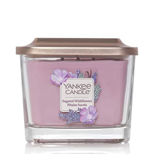 Yankee Candle, candela profumata, confetti di fiori selvatici, medium 3-wick