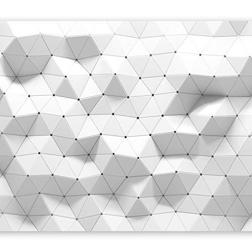 murando Fototapete 400x280 cm Vlies Tapeten Wandtapete XXL Moderne Wanddeko Design Wand Dekoration Wohnzimmer Schlafzimmer Büro Flur 3D Wandillusion optische Täuschung f-B-0123-a-a