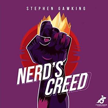 Nerd's Creed