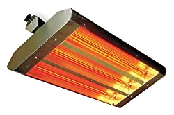 Electric Infrared Heater 480V 10 950W