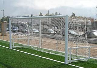 Sports Fevi - Juego de Redes Fútbol 7 cajón 3mm Poliéster